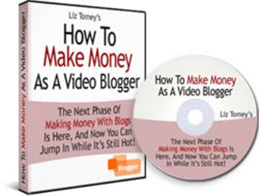 Product picture VideoBloggerMRR